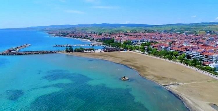 How are Şarköy Beaches