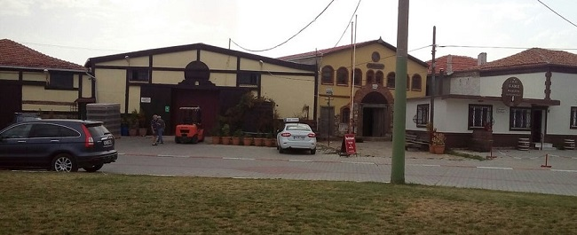 Şarköy Kutman Şarap Müzesi
