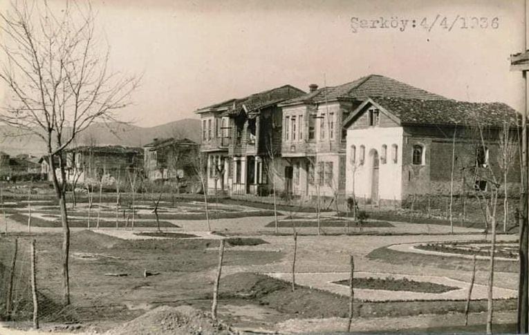 Tekirdağ Şarköy Tarihi